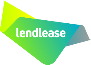 Lendlease logo on the Fuellox FMS website